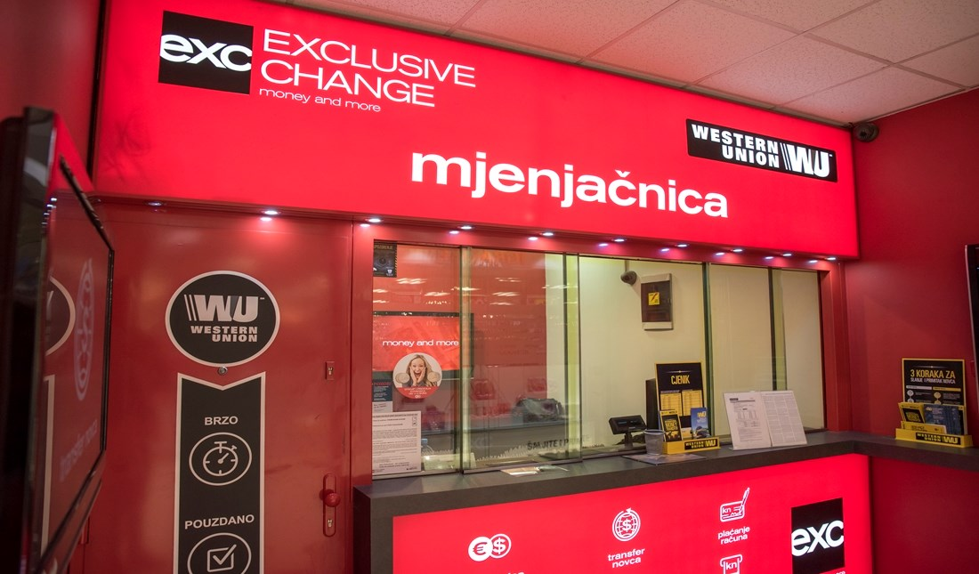 Avenue Mall Zagreb Exclusive Change