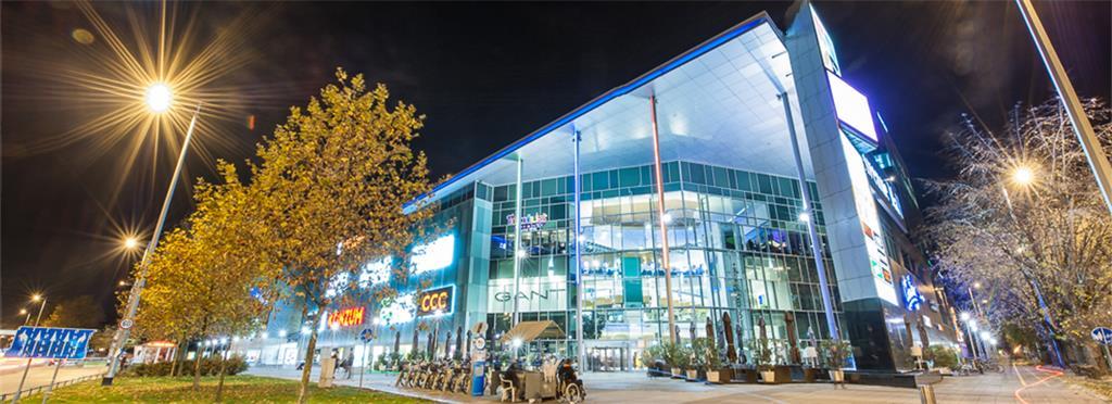 Avenue Mall Zagreb Info