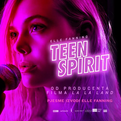CineLady predstavlja film Teen Spirit