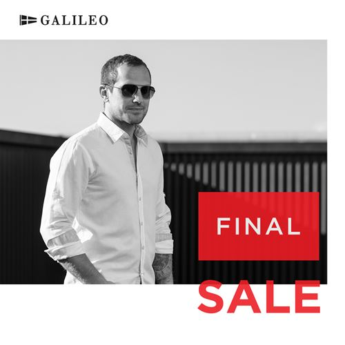 Galileo Final  Sale!